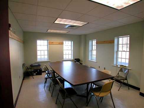 Meeting Rooms Scout Hall - 16 foot conference room table